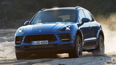 Porsche Macan 2019 đầu xe