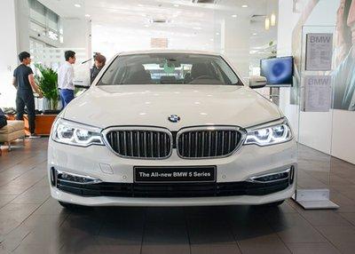 Giá xe BMW 520i cập nhật nhanh nhất - Ảnh 1.