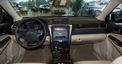 Giá xe Toyota Camry cập nhật mới nhất - Ảnh 3.