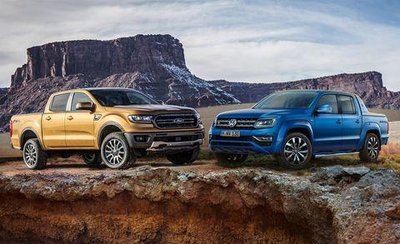 Ford và Volkswagen sẽ cho ra các sản phẩm mới