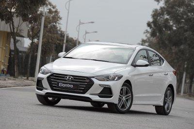 Hyundai Thành Công nói gì về Hyundai Elantra 2019 sắp ra mắt Việt Nam? a2