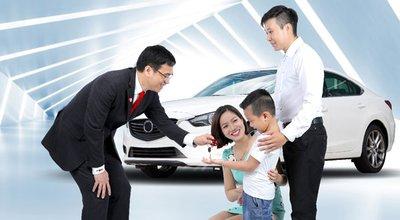 Vay mua ô tô trả góp tại HDBank.