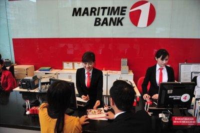Vay mua ô tô trả góp tại Maritime Bank.