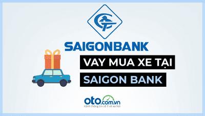 Ngân hàng TMCP Sài Gòn Công thương có nhiều chương trình ưu đãi khi vay mua xe ô tô 1.