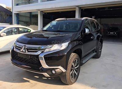 Giá lăn bánh xe Mitsubishi Pajero Sport 2019 tại Việt Nam, thêm bản giá rẻ a1