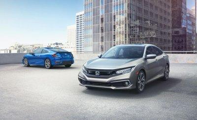 Honda Civic 2019.