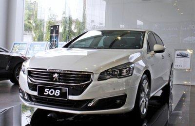 Đại lý giảm giá Peugeot 508 hơn 100 triệu đồng, chuẩn bị đón thế hệ mới tại Việt Nam a1