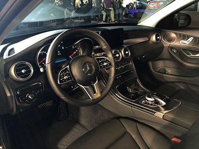 Giá xe Mercedes-Benz C200 Exclusive 2019 a3