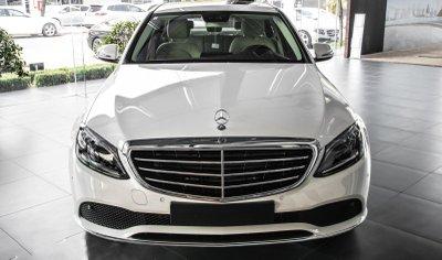 Giá xe Mercedes-Benz C200 Exclusive 2019 a2