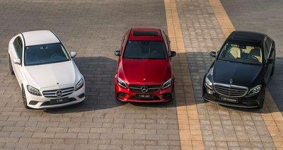 Giá lăn bánh xe Mercedes-Benz C-Class 2019 vừa ra mắt Việt Nam a1