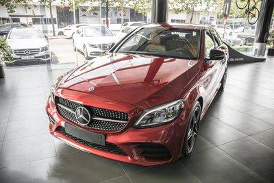 Giá xe Mercedes-Benz C300 AMG 2019 a3