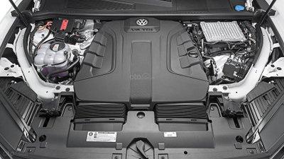 Động cơ xe Volkswagen Touareg 2019
