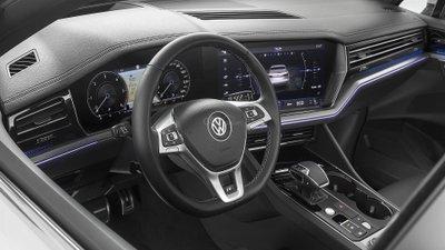Nội thất xe Volkswagen Touareg 2019
