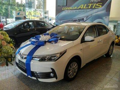 """Giá lăn bánh xe Toyota Corolla Altis 2019 mới nhất, xe """"già cỗi"""" có giá cao nhất phân khúc a1"""
