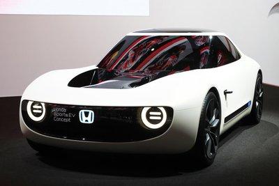"""Honda đăng ký nhãn hiệu mới """"Honda e"""", dự đoán dành cho ô tô điện sắp ra mắt a1"""