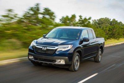 Honda triệu hồi bán tải Ridgeline do dính lỗi ở bộ phận bơm nhiên liệu a1