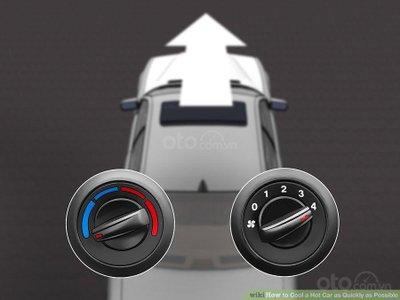 3 mẹo hạ nhiệt ô tô cấp tốc, đối phó cái nóng mùa hè - Giữ khí lạnh, thoát khí nóng