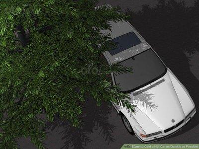 3 mẹo hạ nhiệt ô tô cấp tốc, đối phó cái nóng mùa hè - Đậu xe dưới bóng mát