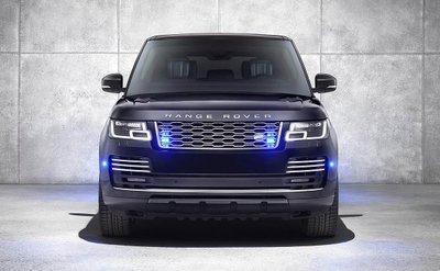 Range Rover Sentinel SVO chống đạn chuẩn bị ra mắt9aa