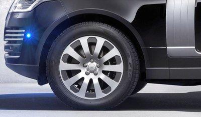Range Rover Sentinel SVO chống đạn chuẩn bị ra mắt67aa
