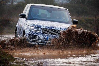 Range Rover Sentinel SVO chống đạn chuẩn bị ra mắt3aa