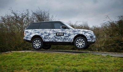 Range Rover Sentinel SVO chống đạn chuẩn bị ra mắt4aa