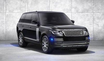 Range Rover Sentinel SVO chống đạn chuẩn bị ra mắt8aa