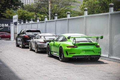 """Porsche 911 GT3 RS có màu sơn """"hiếm"""" giá trị hơn 200 triệu đồng xuất hiện tại Việt Nam5aa"""