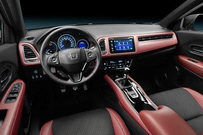 Ngắm phiên bản Honda HR-V Sport mới thể thao hơn - Ảnh 3.