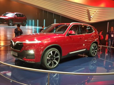 Sau Paris 2018, xe VinFast sẽ xuất hiện tại triển lãm Geneva 2019? - Ảnh 1.