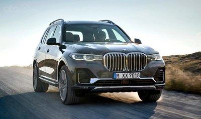 BMW X7 2019 đầu xe