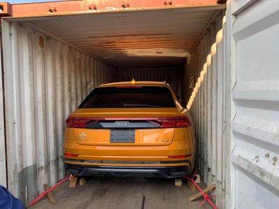 Chiếc Audi Q8 đầu tiên vừa về Việt Nam có gì đặc biệt? a1