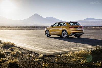 Chiếc Audi Q8 đầu tiên vừa về Việt Nam có gì đặc biệt? a6