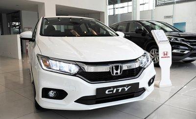 Giá lăn bánh xe Honda City 2019 mới nhất tại Việt Nam a1
