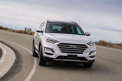 Hyundai Tucson nâng cấp tại Việt Nam tăng giá 5% lên mức bao nhiêu? a2