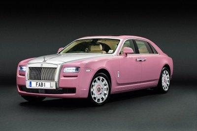 Những chiếc Rolls-Royce độc nhất vô nhị í tai biết4aa