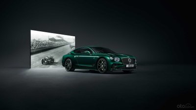 Bentley Continental GT Number 9 Edition.