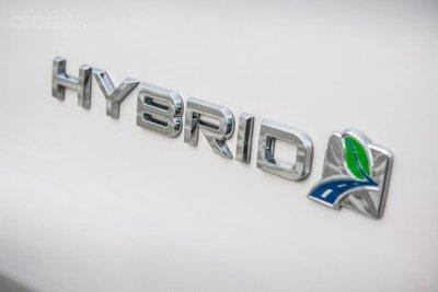 Logo ô tô hybrid