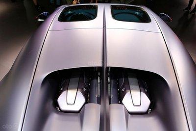 Hình ảnh mẫu Siêu xe Bugatti Chiron Sport tại Geneva 2019 - 6