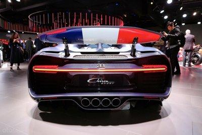 Hình ảnh mẫu Siêu xe Bugatti Chiron Sport tại Geneva 2019 - 5