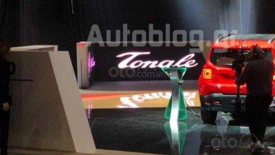 """Crossover mới của """"người đẹp Ý"""" sẽ có tên là Alfa Romeo Tonale"""
