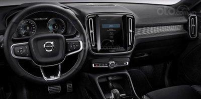 Nội thất Volvo XC40 2019...