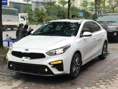 Kia Cerato 2019 cũ được rao bán cao hơn giá niêm yết xe mới tại Việt Nam a2