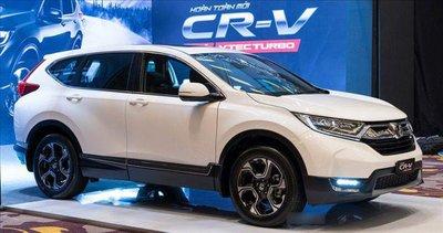 Honda CR-V giá bán tại thị trường Việt Nam a1