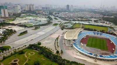 """Quy hoạch 88 ha """"đất vàng"""" tại Hà Nội để xây đường đua Công thức 12aa"""