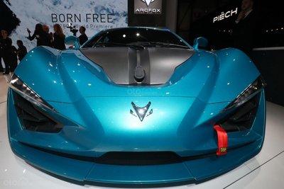 Hình ảnh BAIC ArcFox GT tại Geneva 2019 - 3