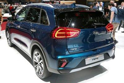 [Geneva 2019] Kia Niro 2019 Hybrid và PHEV đẹp mắt hơn