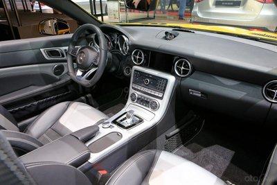 Hình ảnh Mercedes-Benz SLC Final Edition tại Geneva 2019 - 4