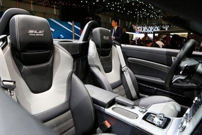 Hình ảnh Mercedes-Benz SLC Final Edition tại Geneva 2019 - 3
