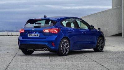 Ford Focus 2019 sắp ra mắt Việt Nam a2